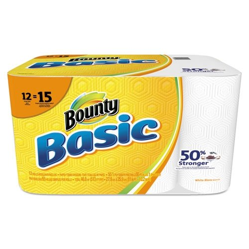 PGC92968 - Bounty Basic Paper Towel Roll