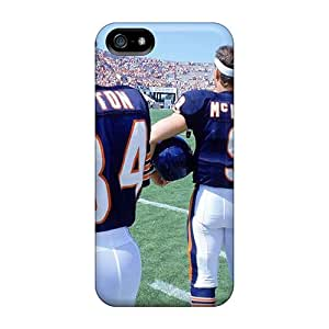 Iphone 5/5s FGuEwIf3319ubbxP Chicago Bears Squads Tpu Silicone Gel Case Cover. Fits Iphone 5/5s