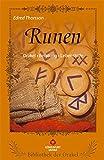 Runen: Bibliothek der Orakel. Set mit Buch und 24 Holz-Runen. Orakel - Beratung - Lebenshilfe
