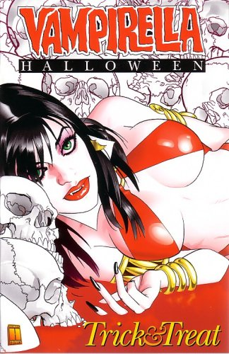 Vampirella Halloween Trick & Treat (Comic Book, Special Cover As Shown) -