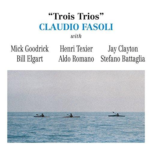 Triangle (feat. Stefano Battaglia, Jay Clayton)