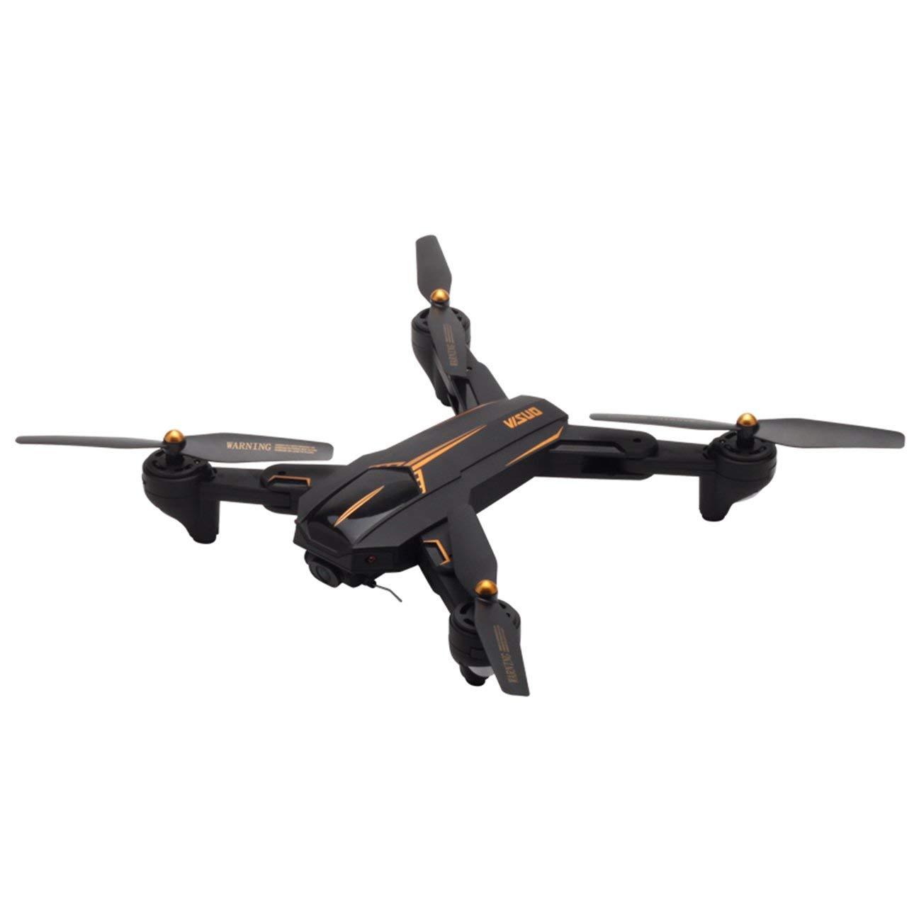 Ballylelly Drone con Fotocamera XS812 Pieghevole GPS Quadcopter RC Drone con 2MP HD Camera WiFi + GPS Aereo