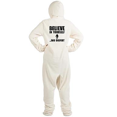 Amazon.com  CafePress - Believe Yourself Bigfoot - Novelty Footed ... d4fbb3c7c