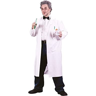 Amazon.com: LAB COAT MAD SCIENTIST: Clothing