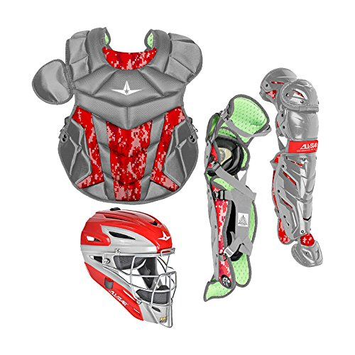 All-Star Youth System7 Axis Digi Camo Pro Catcher's Set ()
