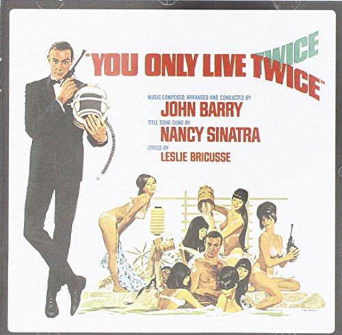NANCY SINATRA - You Only Live Twice (Original Motion Picture Soundtrack) - Zortam Music