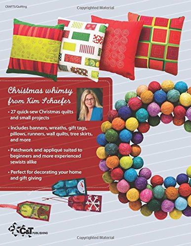 A Merry Christmas with Kim Schaefer: • 27 Festive Projects to Deck ...