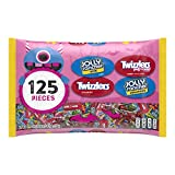 Hershey's Halloween Candy Assortment, JOLLY RANCHER AND TWIZZLERS, 125 Pieces