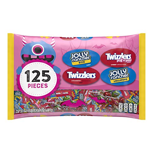 GREAT Deals on Halloween Candy ~ Hershey's 125 Piece Candy Assortment Only $8.61 + MORE**Today Only**