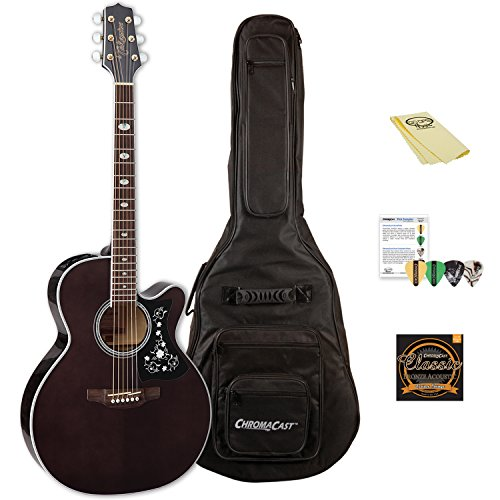 takamine gn75ce tbk kit 2 nex cutaway acoustic electric guitar buy online in uae musical. Black Bedroom Furniture Sets. Home Design Ideas