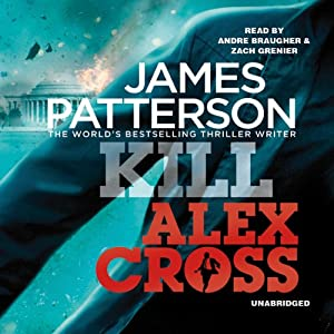 Kill Alex Cross Hörbuch