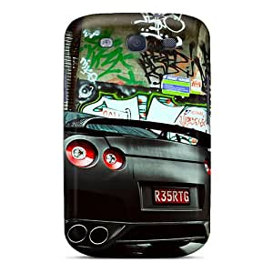 High-quality Durability Case For Galaxy S3(skyline)