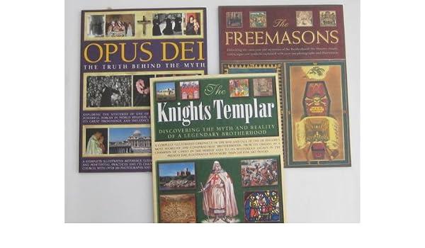 Secret Societies 3-Pack (Freemasons, Knights Templar & Opus