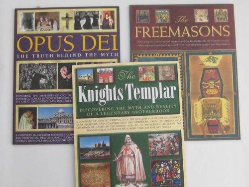 Secret Societies 3-Pack (Freemasons, Knights Templar & Opus Dei)