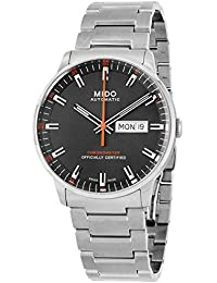 Commander II Grey Automatic Analog Men's Watch MD M021.431.11.061.01
