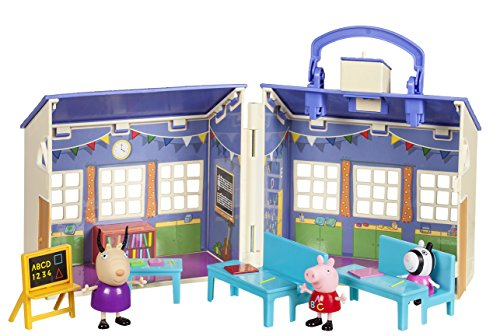 Playset House Toy - Peppa Pig's School Playset