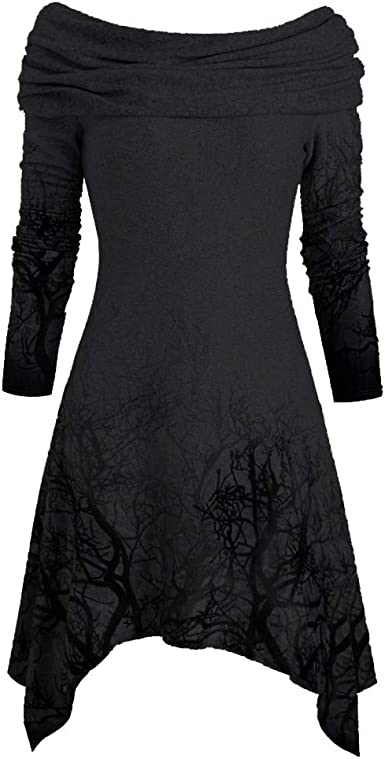 Womens Knitted Tunic With Pockets Mini Dress Long Top Jumper Dress Size 8-12 208