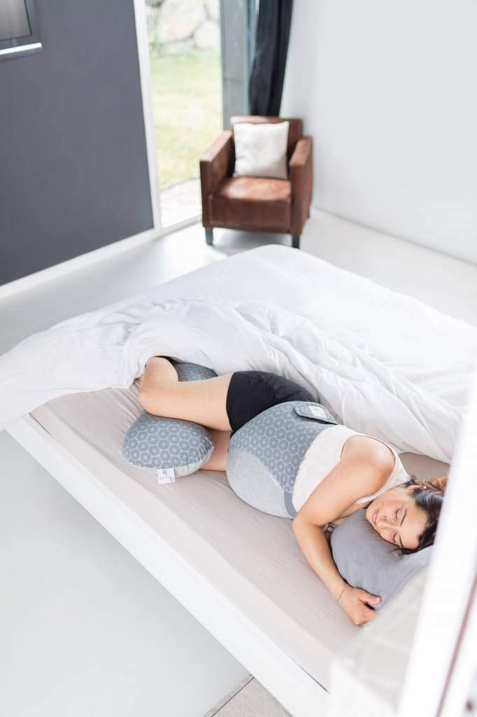 BABYMOOV Coussin de maternite Mum et B Ceinture de maternite Dream Belt