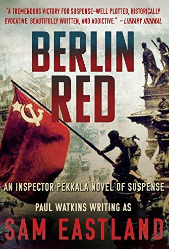 Berlin Red: An Inspector Pekkala Novel of Suspense