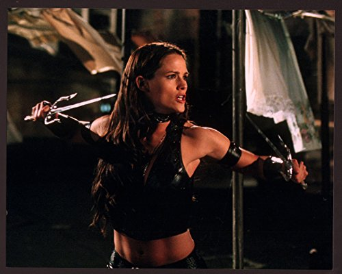 (MOVIE PHOTO: Jennifer Garner 8x10 color photo Jennifer Garner as Electra)