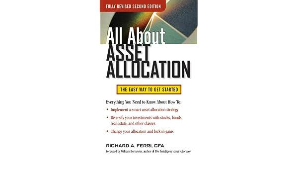All About Asset Allocation Second Edition Ebook Richard A Ferri