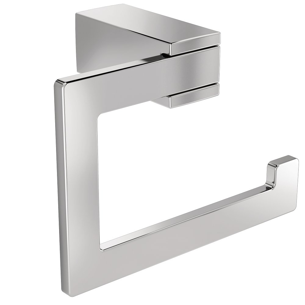 Moen BP3708CH Kyvos Paper Holder CH, , Chrome by Moen (Image #1)