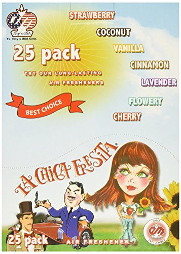 chica fresa air freshener - 7