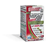 SlimCentials WeightOFF MAX with Research Proven, Authentic, Garcinia Cambogia, Raspberry Ketones and Green Coffee Bean Review