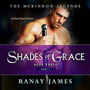 Shades of Grace: Book 3, Part 1 Audiobook