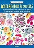 nursery decorating ideas Colorways: Watercolor Flowers: Tips, techniques, and step-by-step lessons for learning to paint whimsical artwork in vibrant watercolor
