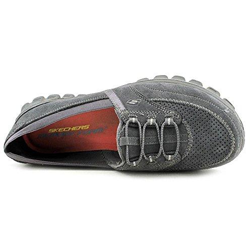 Skechers Sport Deja Vu zapatilla de deporte de moda Charcoal