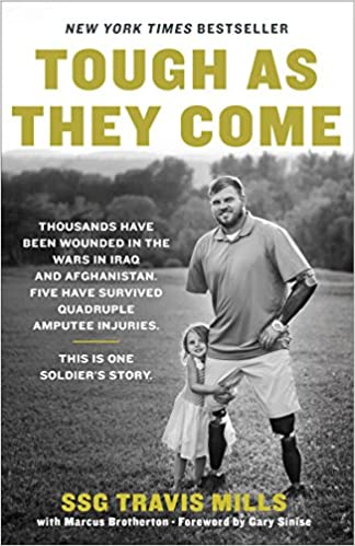 Amazon com: Tough As They Come (9781101904800): Travis Mills