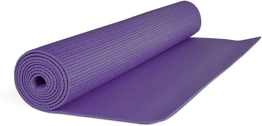 "Yoga Mat 4mm 68/"" x 24/"" x 1//8/"""