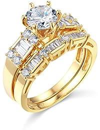 Womens Bridal Sets Amazoncom