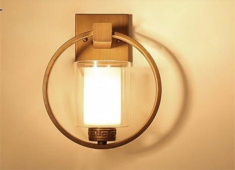 Moderne Lampen 16 : Neue chinesische wandleuchte moderne minimalistische lobby eingang