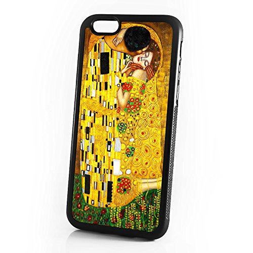 (For iPhone 8/iPhone 7) Phone Case Back Cover - HOT0195 The Kiss Klimt