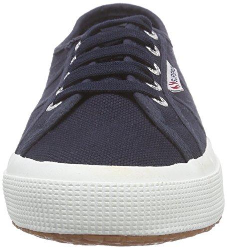 Blu Sneakers Unisex Adulto F43 Classic Superga 2750 Cotu IqzfxwnYt
