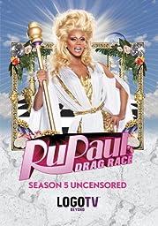 RuPaul\'s Drag Race: Season 5 Uncensored