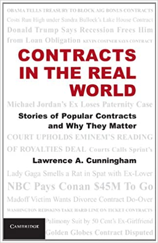 Contracts in the Real World: Stories of Popular Contracts and ...
