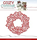 Find It Trading Yvonne Creations Cozy Christmas Die-Wreath
