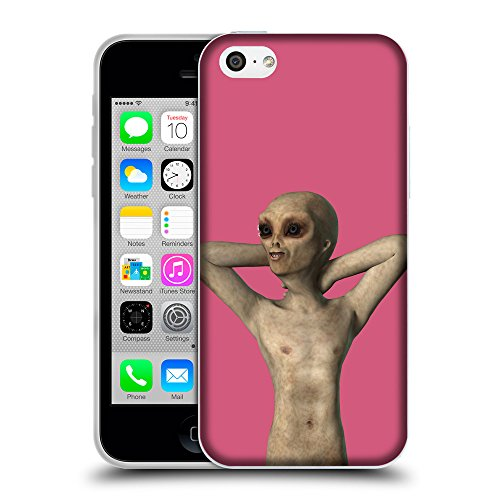 GoGoMobile Coque de Protection TPU Silicone Case pour // Q05520614 Étranger debout Arrossire // Apple iPhone 5C