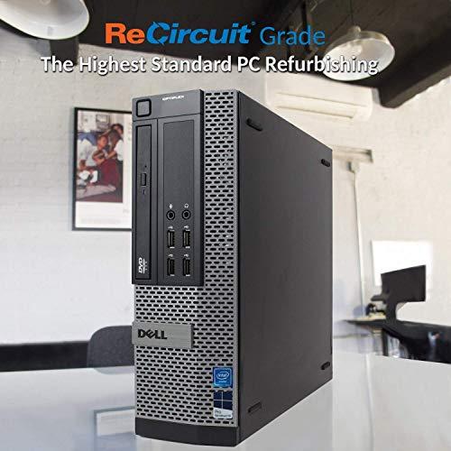 Dell Optiplex 7010 Desktop Computer - Intel Core i7 3 8GHz, 16GB DDR3, New  1TB SSD, Windows 10 Pro 64-Bit, WiFi, USB 3 0, DVDRW, 2X Display Port