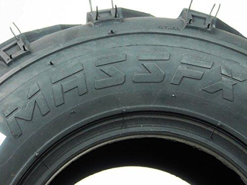 New Single 1 of 16x8.00-7 MASSFX ATV /ATC Tire 16x8-7 16/8-7 16x8x7 MO1687 by MASSFX (Image #1)