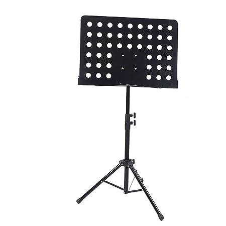 Atril de musica portatil Guitarra Big Music Elevador de mesa ...
