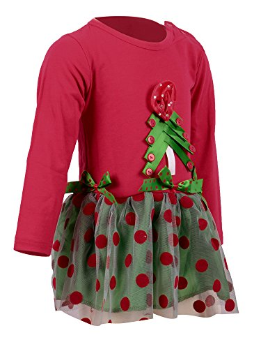 KEA KEA Kids Christmas Dress Lovely Festive Hol...