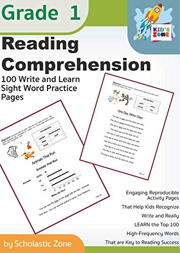 Amazon.com: Reading Comprehension Grade 1: Engaging ...