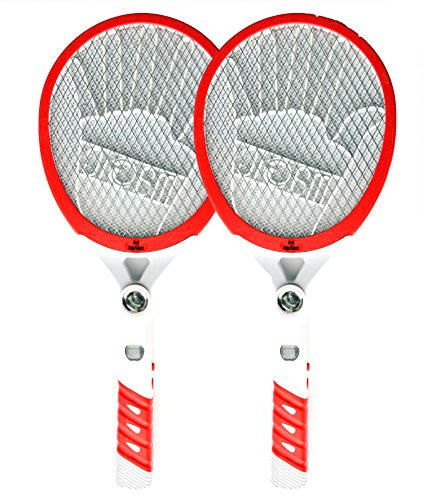 Electric Mosquito Zapper Swatter Control