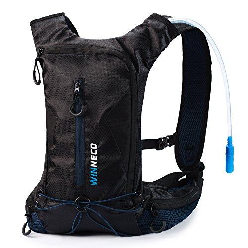 Hydration Pack for Running, Hiking, Biking - 50 oz / 1.5L Backpack (Trail Runner Mini)