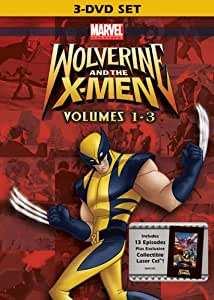 Wolverine and the X-Men: Volumes 1-3 [DVD]