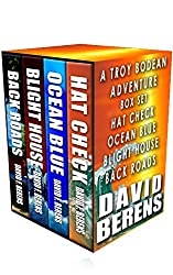 The Troy Bodean Adventure Series: Books 0-3 (The Troy Bodean Adventure Series Boxset Book 1)